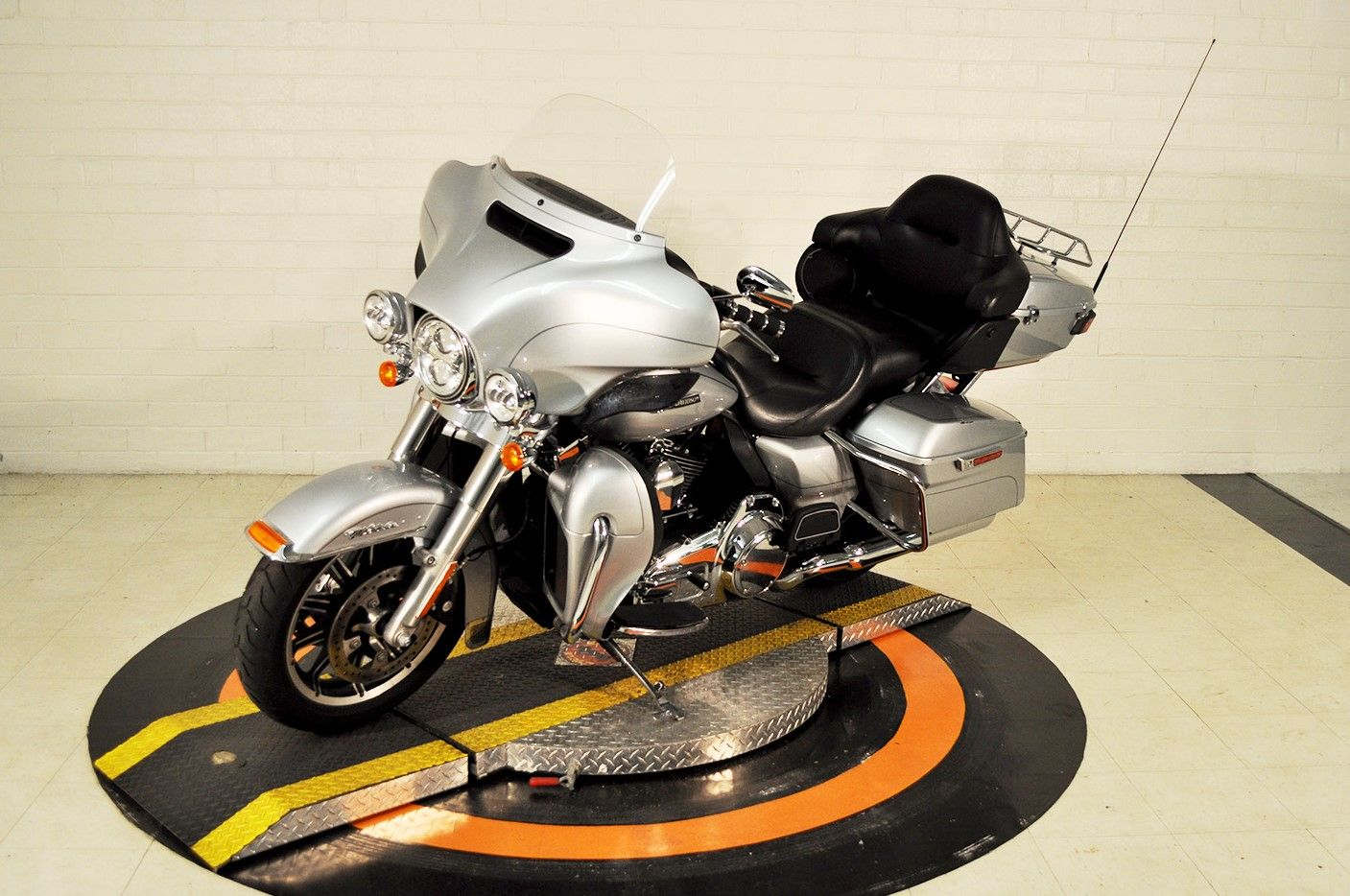 Pre-Owned 2015 Harley-Davidson Electra Glide Ultra Classic
