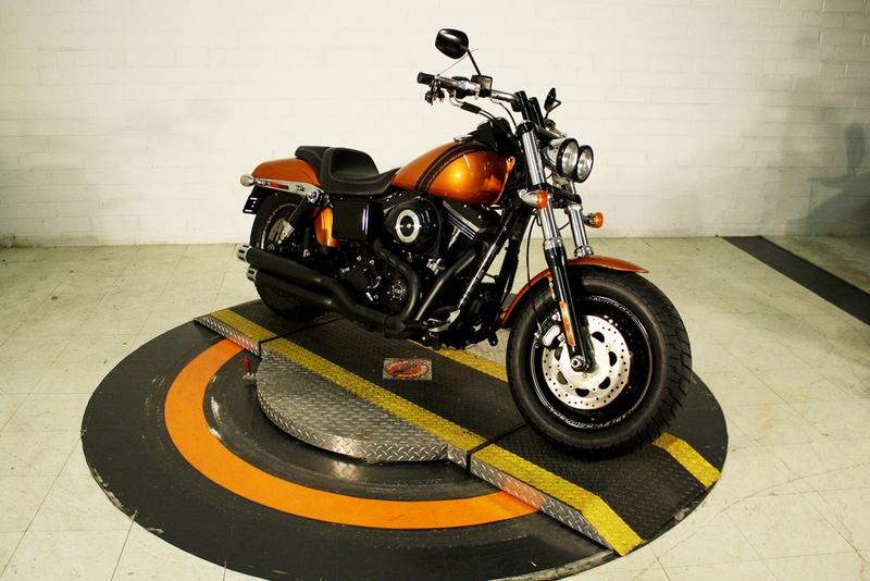 Pre-Owned 2014 Harley-Davidson Fat Bob