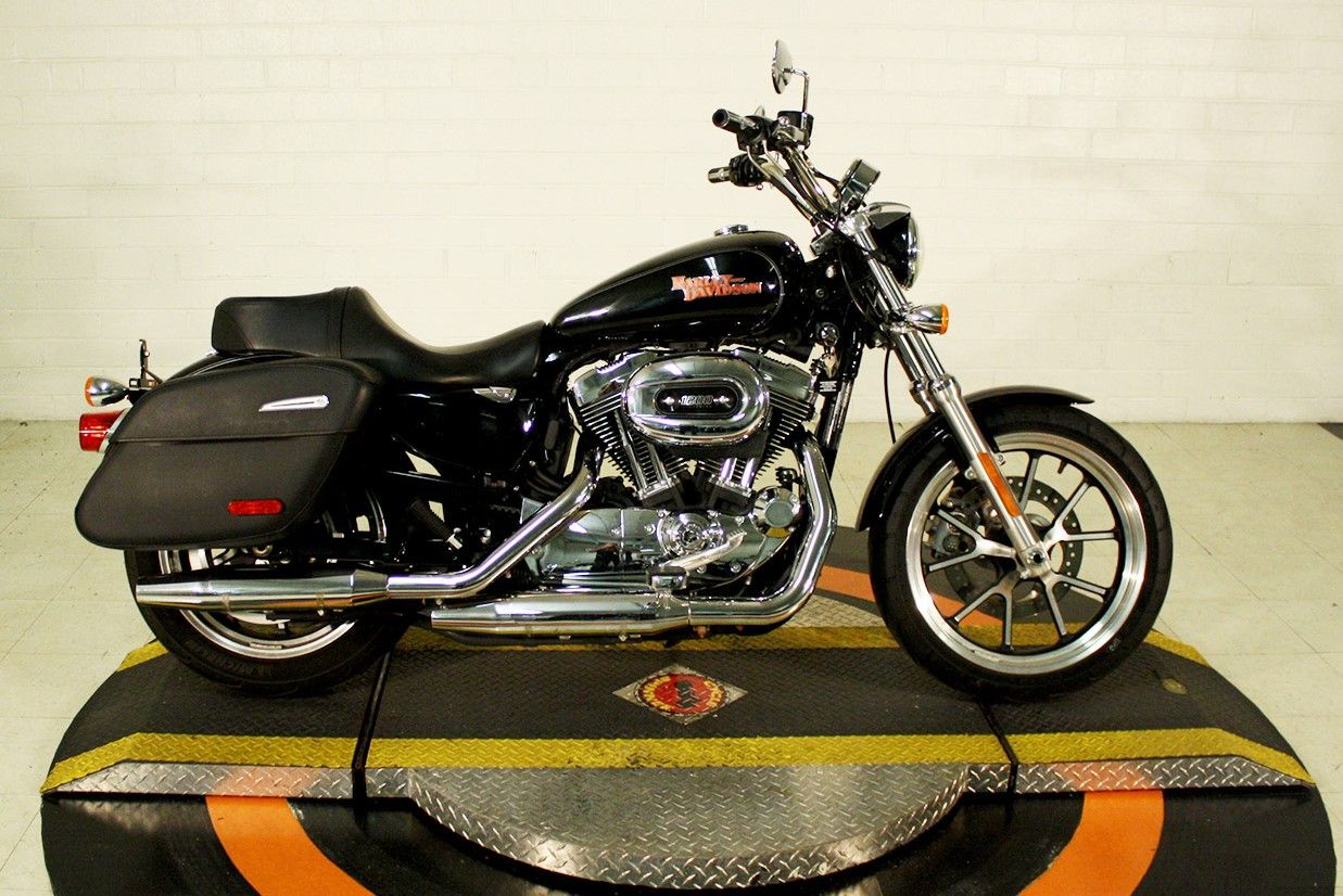 Pre-Owned 2017 Harley-Davidson SuperLow 1200T