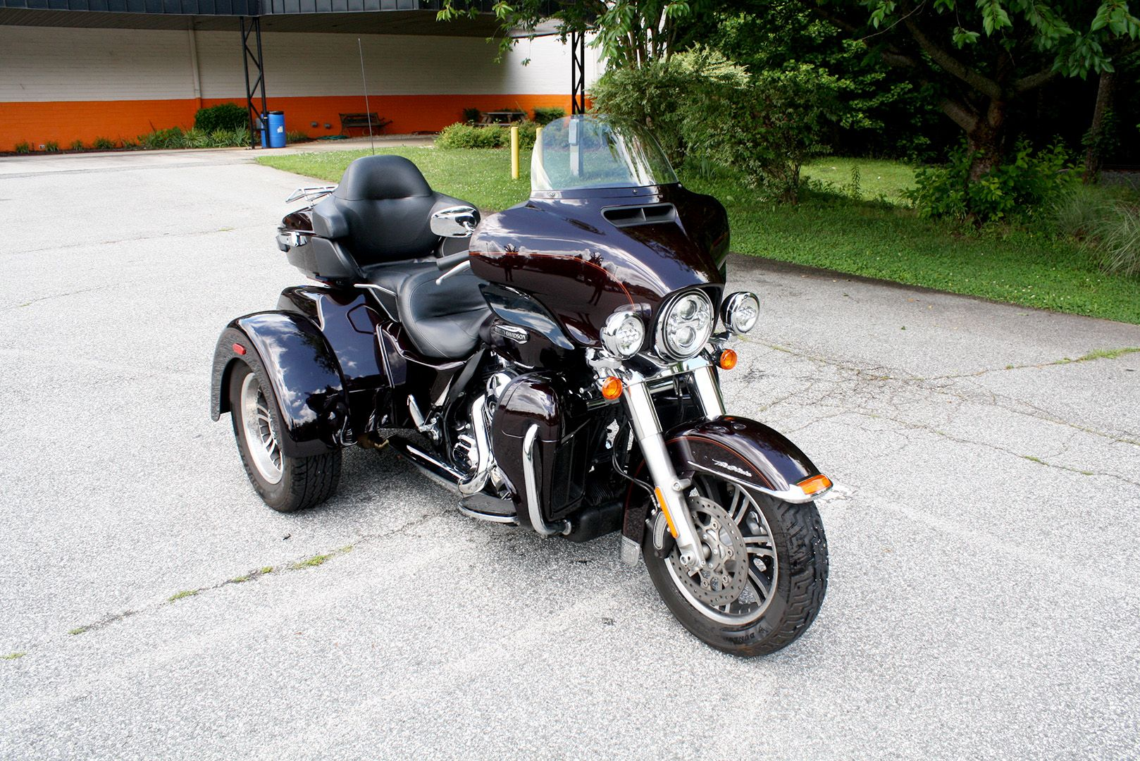Pre-Owned 2014 Harley-Davidson Tri Glide Ultra Classic